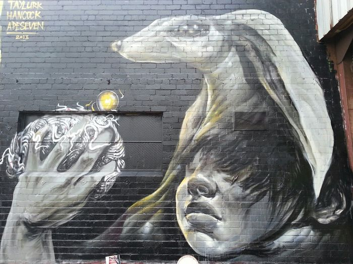 Taylorwhite Hancock Apeseven Streetart