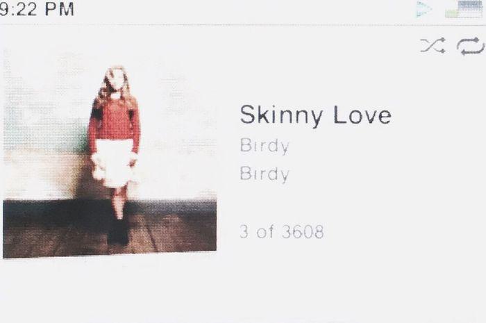 20150312 Birdy Skinny Love