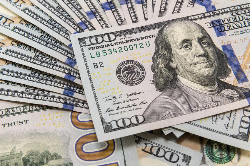 Dollar bills America American Background Bank Banking Banknote Bussiness Cash Currency Debit Dollar Exchange Finance Financial Investment Loan  Money USA USD The Week On EyeEm