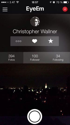 100 Followers thanks