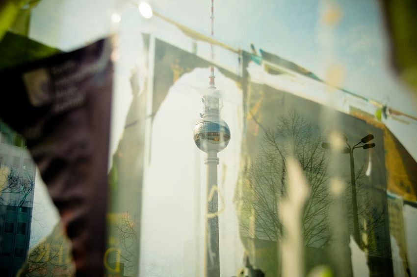 Behind The Scene Berlin TV Tower Paperart My Eyes My Berlin Poster Windowview Berlin Mitte Reflection Windows On Or About The Tower Streetart Textures And Surfaces Pattern, Texture, Shape And Form Muster Mix StreetArtEverywhere Look Inside This... Still Life Abstract Inside Out ArtWork Beauty Of Decay Hidden Gems