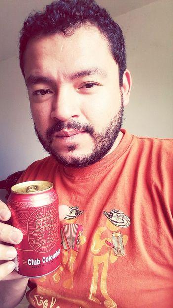 Una buena y fría Cerveza! ...