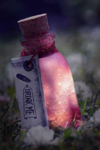 Magic Potion Sweet Things Bottles :)