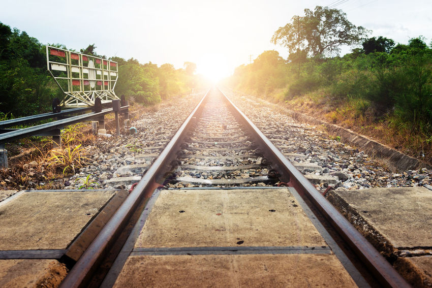 Life goes on. Never stop fighting,there's hope at the end. Life Goes On Countryside Do Or Die Hopeful Light At The End Of The Tunnel Never Stop Dreaming Never Stop Exploring No Return  Railway Track