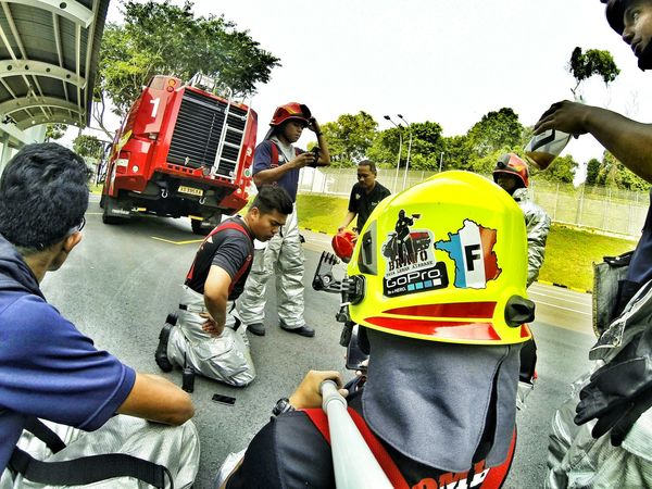 Gopro Rosenbauer Firefighter Staylow