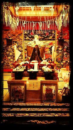 祇園祭後祭宵山。黒主山。 Kyoto Gion Festival Kuronushiyama Yamahoko