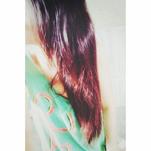 Missin mah long hair hays Longhair Softwave Brown Hairdiaries hair asian blogger tagforlikes followforfollow followspree