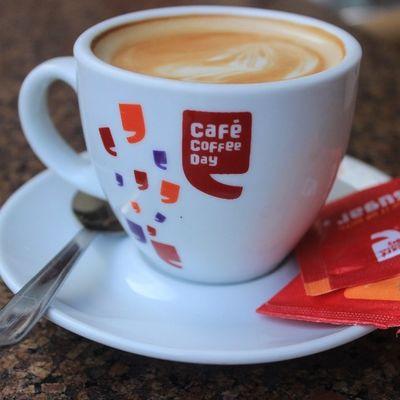 Theperfectcup Latte Cafe Cafecoffeeday Coffee Dailydose India Instadaily Mylove