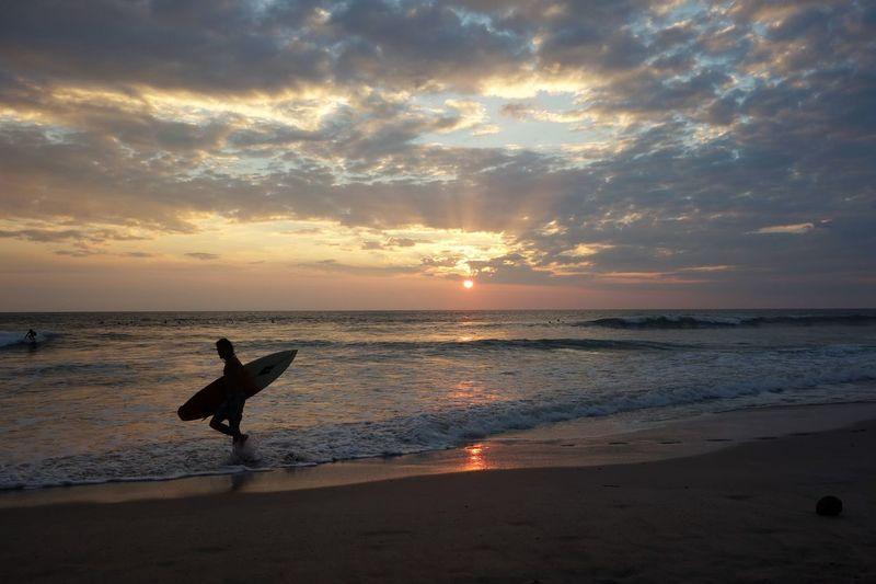 Beach Dramatic