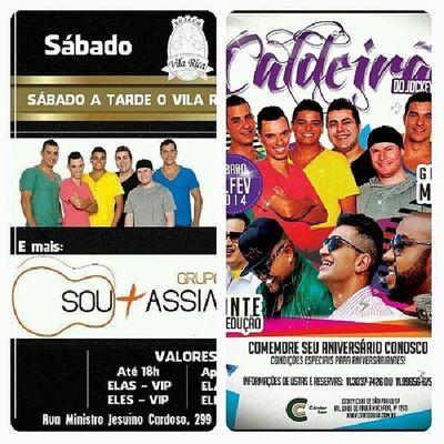 Daqui a pouco tem MaGya e Sou +Assim no Vila Rica e na Sequência Magya e Fonte de Sedução no Canter (Jockey Club) Vemtodomundooo