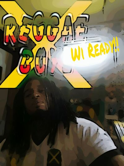 Dreadhead Thats Me  My Unique Style Taking Photos People Copa America 2016 Jamaica Reggae Boyz