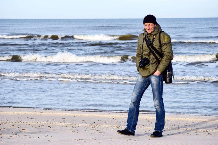 Sea Beach Jeans