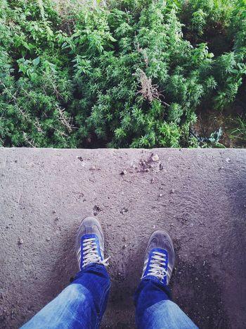 On The Edge Feet