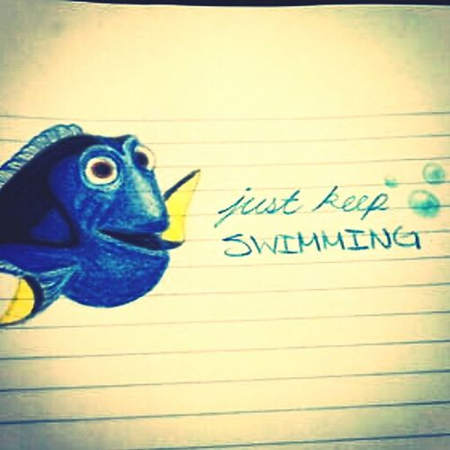 Just keep swimming Swimming Picoftheday Likeit Follow