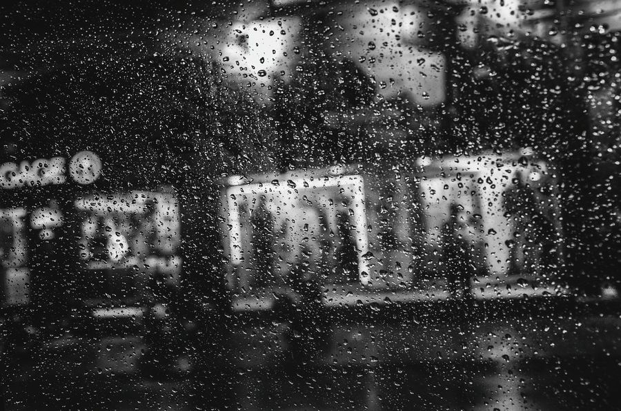 let the rain wash away all the pain of yesterdayEyeem India County Eyeem India Roadtrip Eyeem Goa Lightroom 6 Nikon D7000 Goa India 2016 Picture Focus On Rainy Days Rain Drops Rain In The City Rainy Nights City Lights 18-105mm Indiaclicks EyeEm Gallery Original Experiences