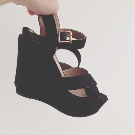 👠👠👠 Loveshoes Black Beautiful Mine Bye Money