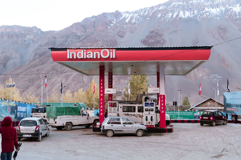 Indian Oil Fuel