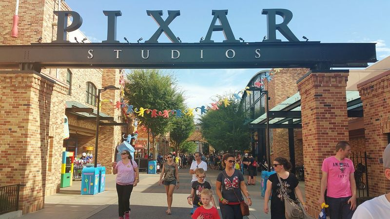 Disney's Hollywood Studios Disney / Pixar Vacation Check This Out Taking Photos