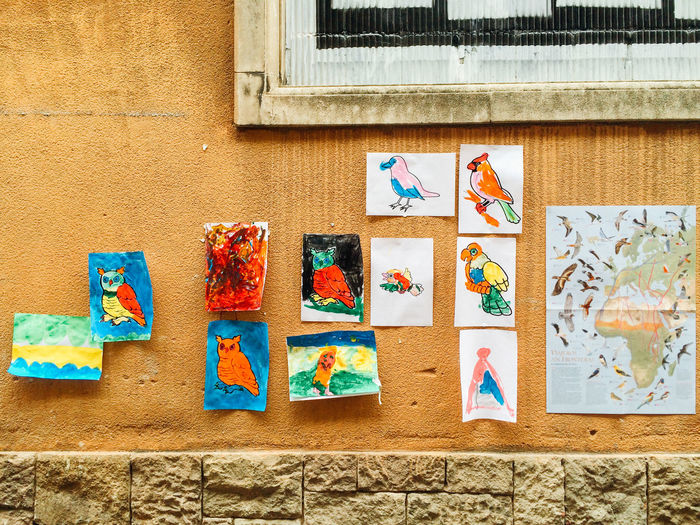 Art Art Gallery Artattack Barcelona Birds Communication Creativity Graffiti Ideas Kids Lifestyle Paper Sign Still Life Street Art Street Artists Symbol Urban Variation Wall