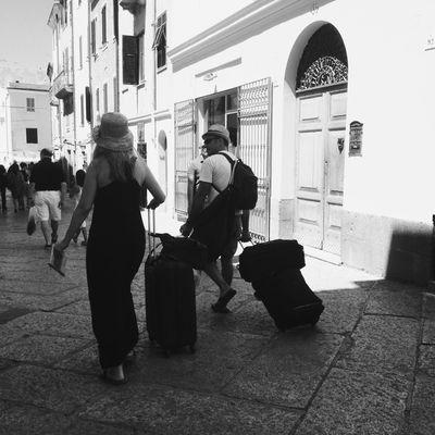 Tourists in Alghero Amptcommunity_street NEMstreet AMPt - Street NEM GoodKarma