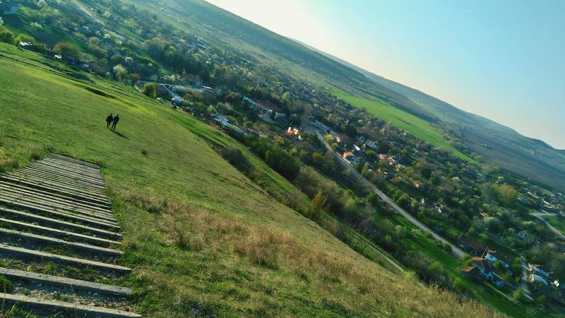 So old.. so beautiful Landscape High Angle View Green Color Field Grass Outdoors Nature Day Town Sky Beauty In Nature Tree Sun Field Good Mood Trip With Friends Togetherness Bulgaria❤️ Green Color Hill Beauty In Nature EyeEmPaid EyeEmNewHere Great Day  Goodvibes