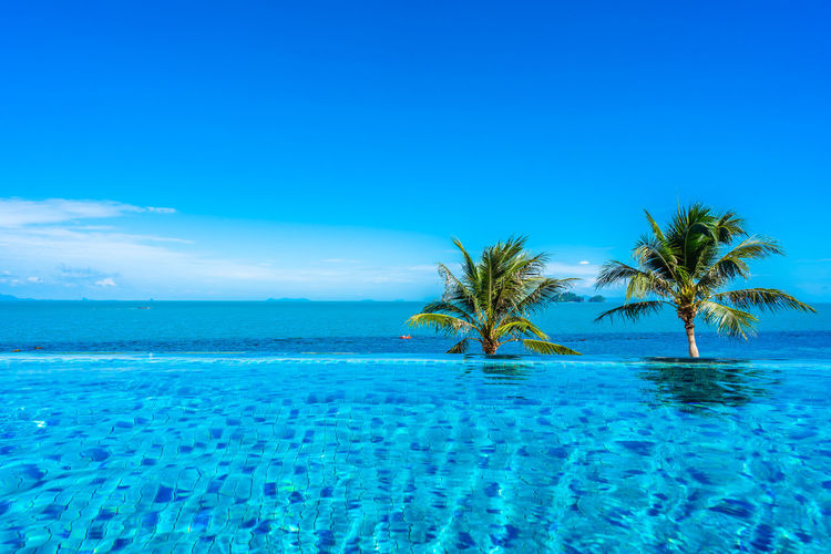 Background Beach Beautiful Blue Holiday Hotel Infinity Island Landscape Leisure Luxury Nature Ocean Palm Paradise Pool Relax Relaxation Resort Sea Sky Summer Sunny Swimming Tourism Travel Tree Trees Tropical Vacation Vacations View Water White