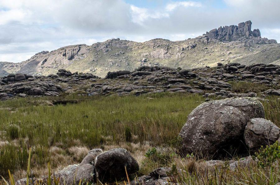 Agulhas Negras Beauty In Nature Cloud - Sky Itatiaianationalpark Land Landscape Mountain Mountain Range Non-urban Scene Outdoors Rock Scenics - Nature Tranquility
