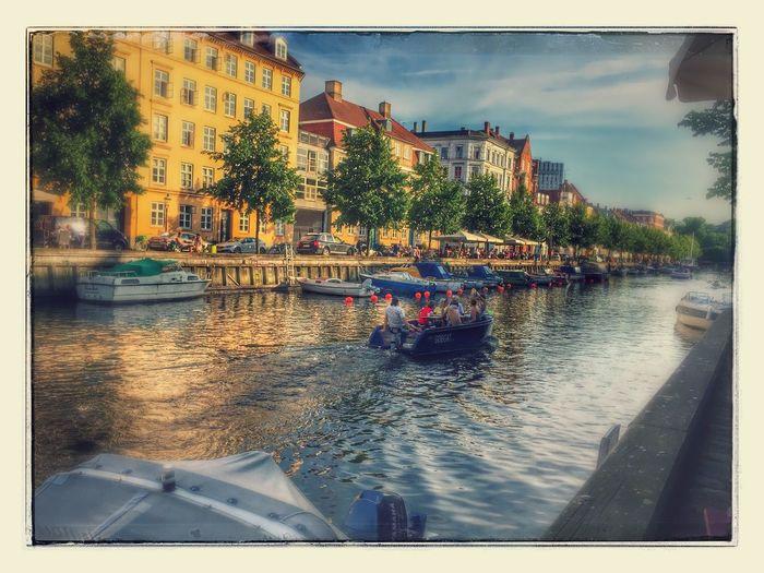 Oh summer EyeEm Copenhagen River Beautiful Day Denmark EyeEm Best Shots Water Enjoying Life