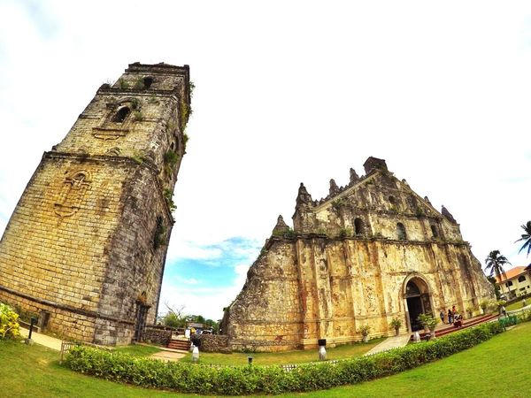 Paoay Church. Architecture Travelphotography Its More Fun In The Philippines Itchyfeet Thegrind Travelph People And Places Goprophotography