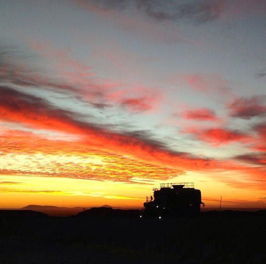 Sunrise at Peak Downs Iphonephotography Mining Sunrise_sunsets_aroundworld Coal Movingdirt