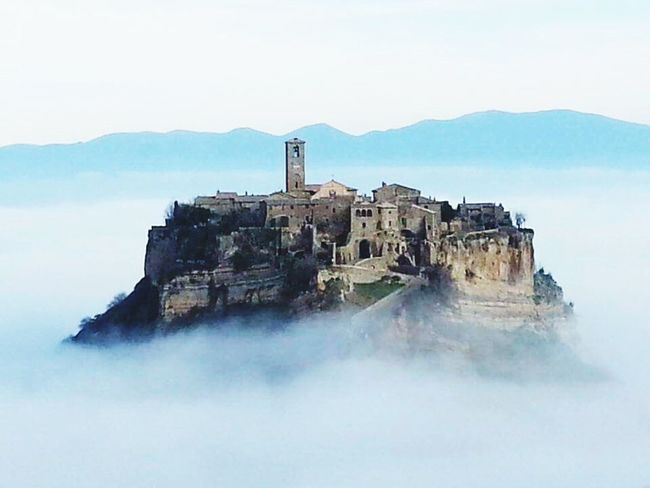 Bagnoregio Civita Di Bagnoregio Sky History Architecture Outdoors No People Enjoying Life Mobile Photography Cloudy Cloud_collection  Cloud Porn c Cloudporn Dreaming Building Exterior Mobilephoto The Secret Spaces The Spaces The Space The Architect - 2017 EyeEm Awards The Great Outdoors - 2017 EyeEm Awards Your Ticket To Europe The Week On EyeEm Lost In The Landscape Perspectives On Nature Go Higher