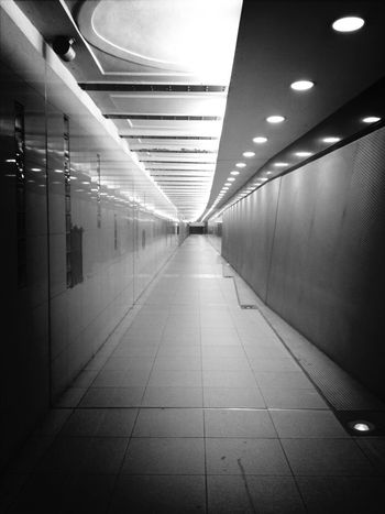 New Filter KCe Architecture Taking Photos Tunnel