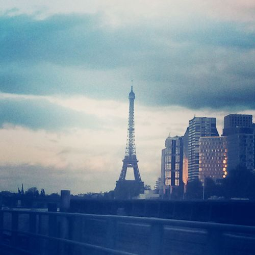 Tour Eiffel Travel Destinations Tower City Cultures TourEiffeil Sunset