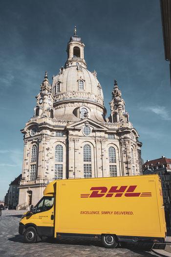 Dresden Sky
