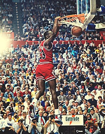 One many edits of my favorite player ever Michaeljordan