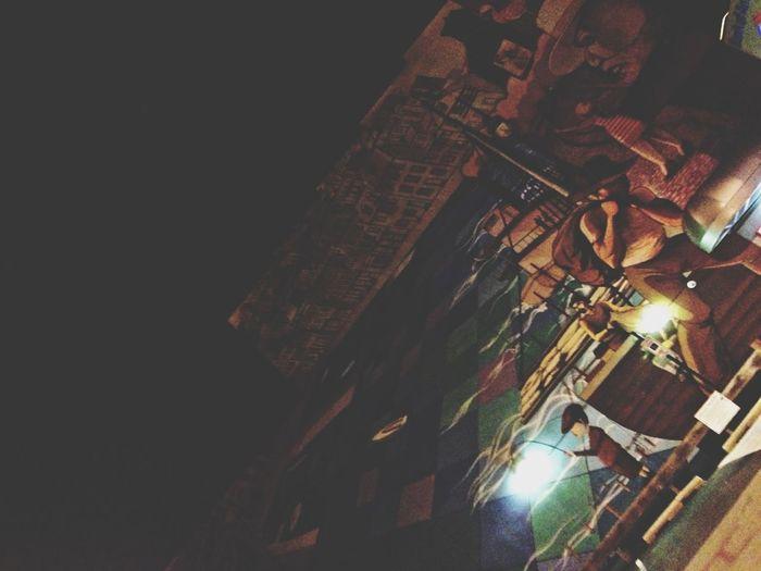 Nightphotography Mural Charmcity F E L L S