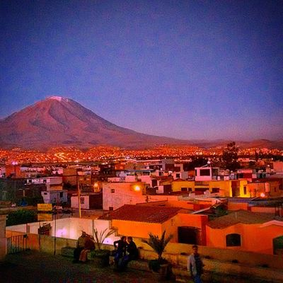 Peru Arequipa Misti Andes Dirareah Yay Jgc