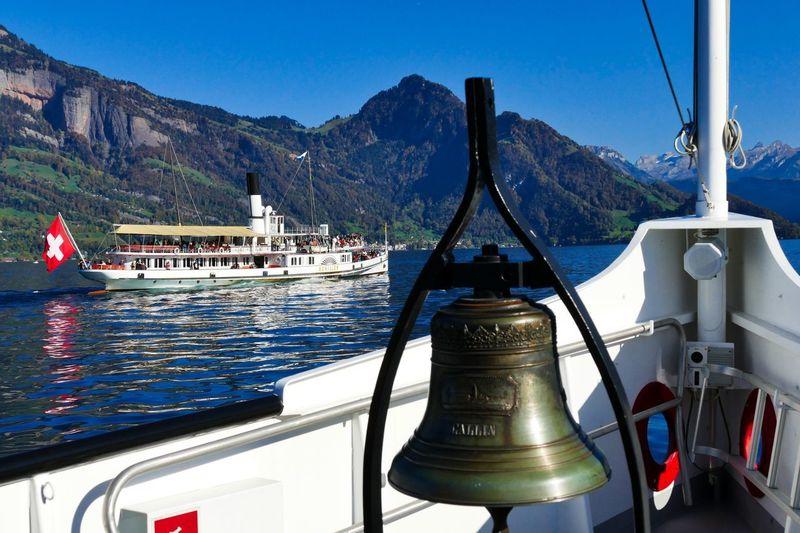 Nautical Vessel Water Transportation Scenics Outdoors Steamship Tourism Travel Destinations