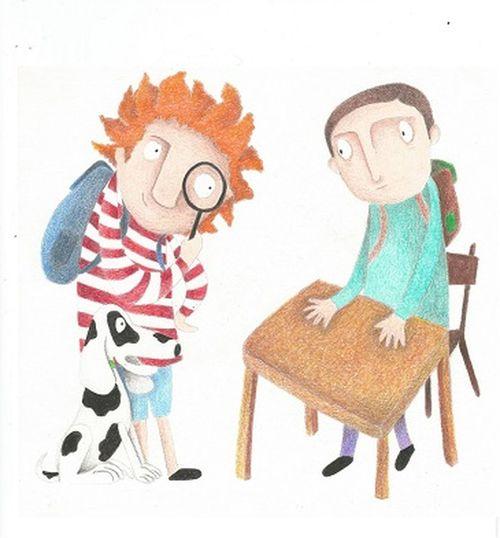 Ilustracion ArtWork Ilustration Hi! Hello World First Eyeem Photo