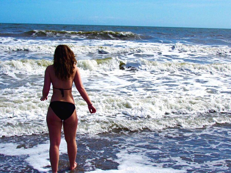 folly beach 🌞🐬🌊 Charleston Follybeach South Carolina
