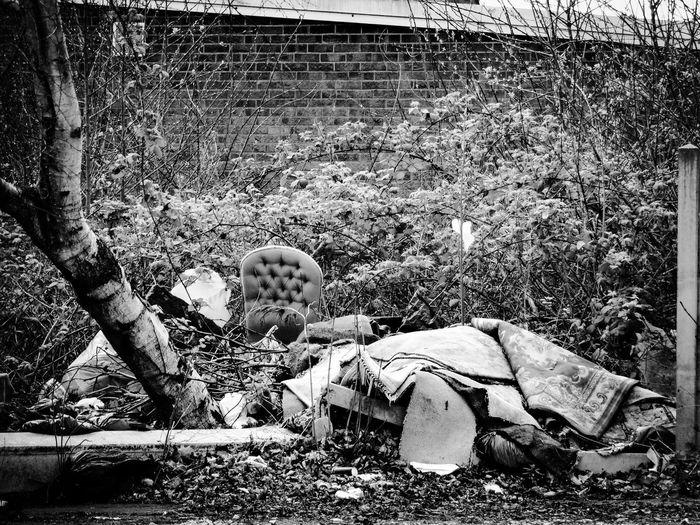No People Abandoned Urbane Urbanphotography Rubbish