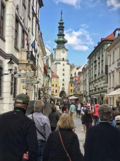 Bratislava, Slovakia Stare mesto Old Town