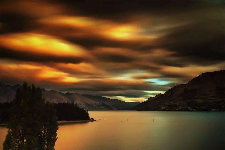 Mordor? Eye4photography  EyeEm Best Shots Sunset #sun #clouds #skylovers #sky #nature #beautifulinnature #naturalbeauty #photography #landscape Landscape_Collection