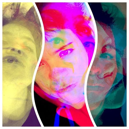 3 Of One Selfportrait