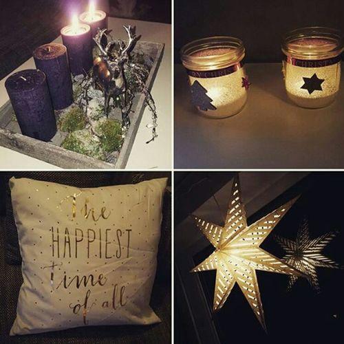10 December Advent Dekoration