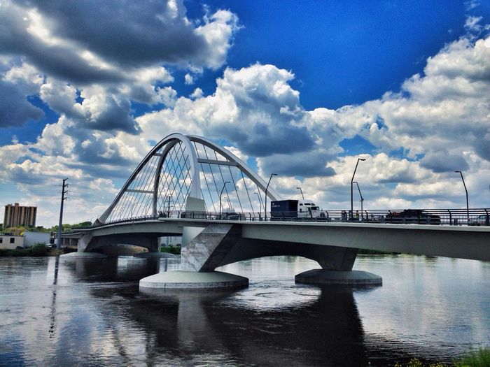 Modern Architecture Bridges Mississippi River NordEast Cityscapes Urban Photography Urban Landscape Urbanscape Minneapolis Sky And Clouds