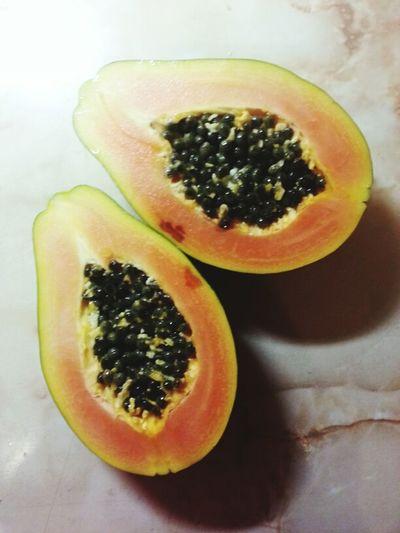 Papaya Papayas A Little Bit  Summer Delicious Delicious ♡