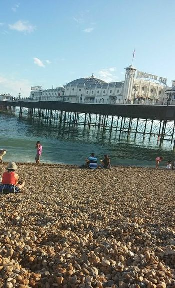 Brighton Pier!! Brighton Brightonpier Brightonbeach Check This Out