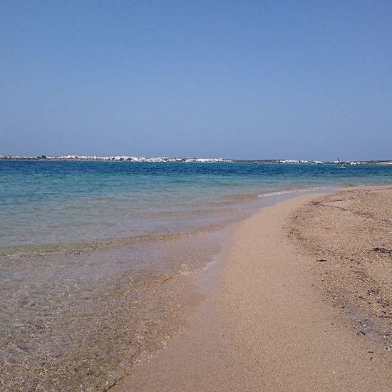 POUNDA BEACH, PAROS Pounda Puntantiparos Antiparos Paros Paro Greece2015 Greecestagram Grecia Summer Sea Seaside Enjoy Sun Surf Kyte Kytesurf