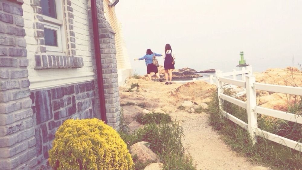 With Sister Sea Summer 나와동생